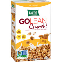 Kashi GoLean Crunch! Honey Almond Flax Cereal