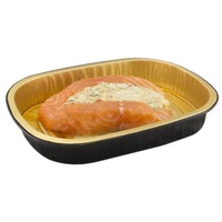 H-E-B Oven Ready Stuffed Salmon
