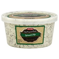 H-E-B Chef Prepared Foods Spinach Dip