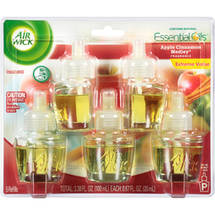 Air Wick Apple Cinnamon Medley Scented Oil Refills