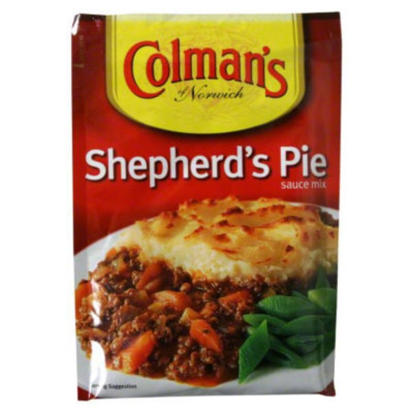 Colmans Recipe Mix, Shepherd's Pie