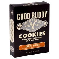 Castor & Pollux Good Buddy Cookies Cheddar Cheese Flavor