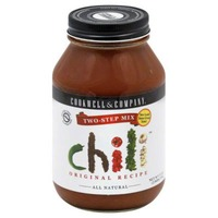 Cookwell & Company Original Recipe Chili Two Step Mix