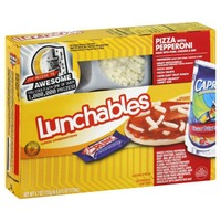 Oscar Mayer Lunchables Pizza with Pepperoni