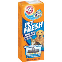 Arm & Hammer Pet Odor & Dirt Eliminator Powder Fresh