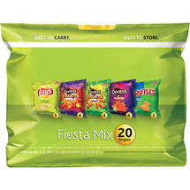 Frito-Lay Fiesta Mix Snack Variety Pack