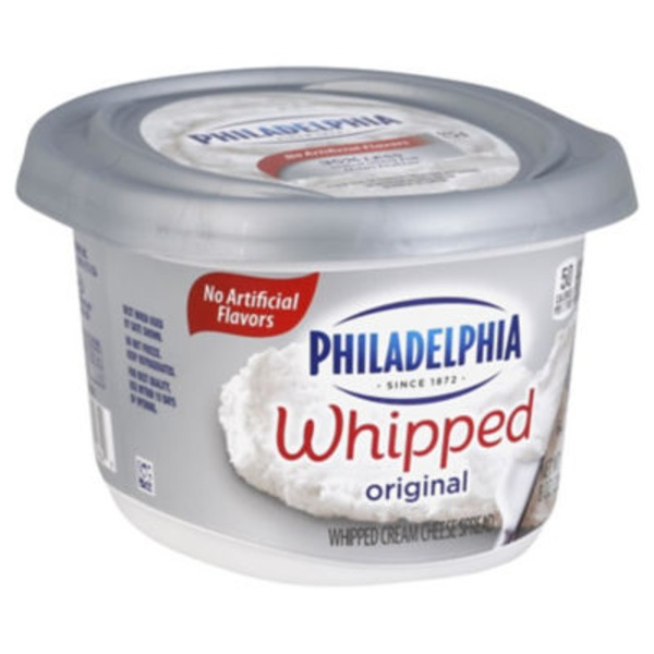 Kraft Philadelphia Whipped Original Cream Cheese Spread