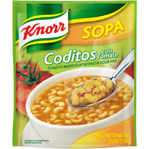 Knorr Tomato Based Elbow Pasta Soup