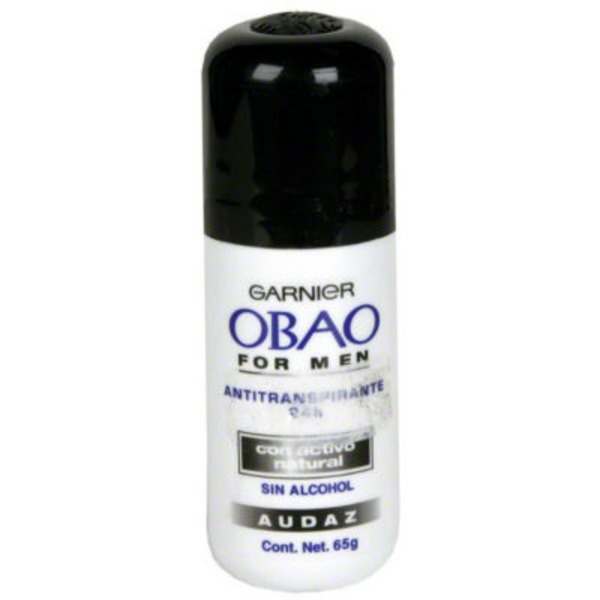 Garnier Obao Roll On Deodorant For Men Audaz