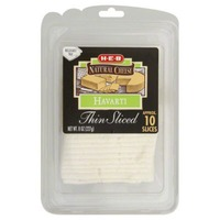 H-E-B Thin Sliced Havarti