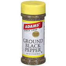 Adams Ground Black Pepper