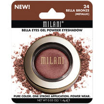 Milani Bella Eyes Gel Powder Eyeshadow 24 Bella Bronze Metallic