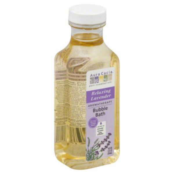 Aura Cacia Lavender Harvest Bubble Bath