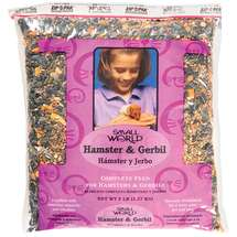 Small World Complete Feed Hamster & Gerbil