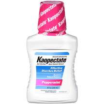 Kaopectate Peppermint Anti-Diarrheal Upset Stomach Reliever