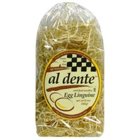 Al Dente Linguine Noodles, Egg