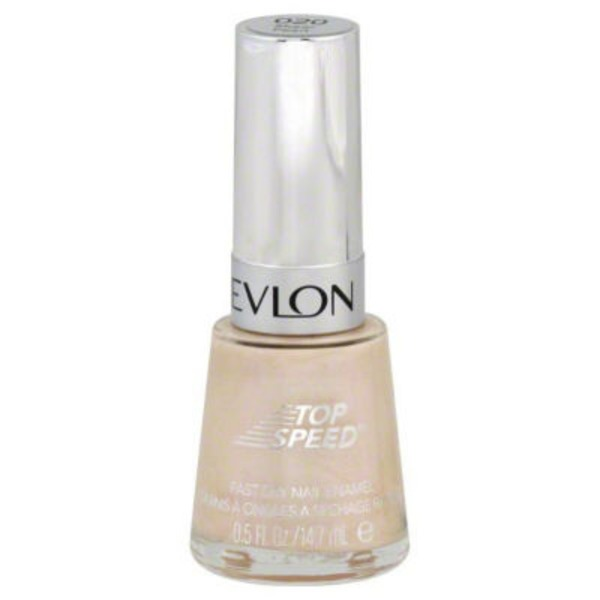 Revlon Top Speed Nail Enamel - Sheer Pearl 020
