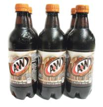 A & W Root Beer/ 6 pk