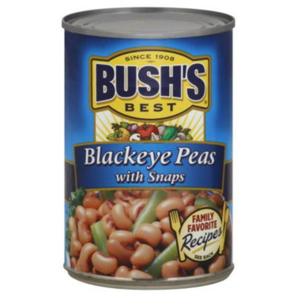 Bush's Best with Snaps Blackeye Peas