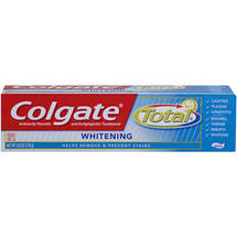 Colgate Total + Whitening Toothpaste