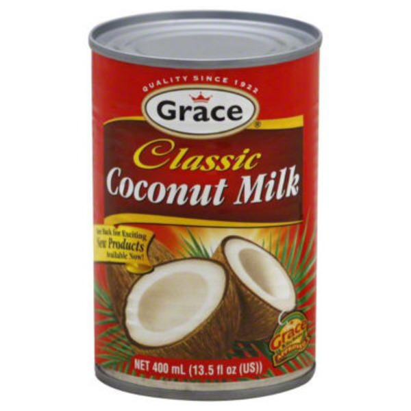 Grace & I Coconut Milk