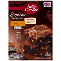 Betty Crocker Turtle Premium Brownie Mix