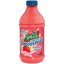 V8 Splash Strawberry Banana Smoothies Juice Drink