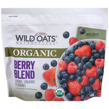 Wild Oats Marketplace Organic Frozen Berry Blend