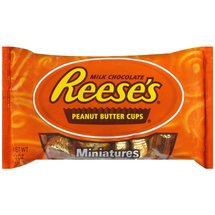 Reeses Chocolate Miniatures