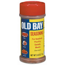 Old Bay Poultry Salads & Meats Seasoning For Seafood