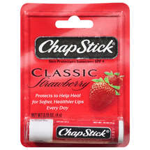 Chap Stick Classic Strawberry Chap Stick