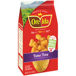 Ore-Ida Tater Tots Seasoned Shredded Potatoes