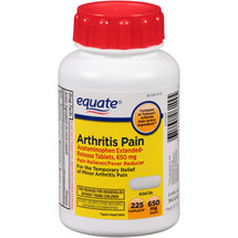 Equate Arthritis Pain Acetaminophen Pain Reliever/Fever Reducer Extended-Release Caplets