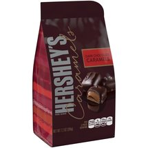 Hershey's Caramels Dark Chocolate Caramels