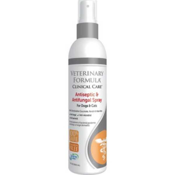 Synergy Labs Veterinary Formula Clinical Care Medicated Spray Antiseptic & Antifungal