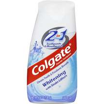 Colgate 2 in 1 Whitening with Stain Lifters Toothpaste