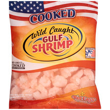 Wild Caught Gulf Shrimp