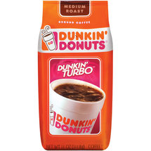 Dunkin' Donuts Dunkin' Turbo Ground Coffee