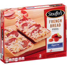 Stouffer's Pepperoni 2 Ct French Bread Pizza
