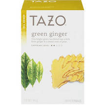 Tazo Green Ginger Tea Bags