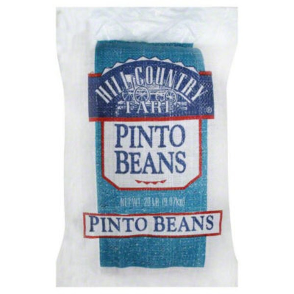 Hill Country Fare Dried Pinto Beans