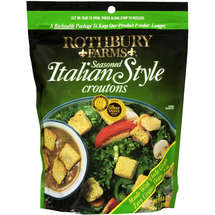 Rothbury Farms Seasoned Italian Style Croutons
