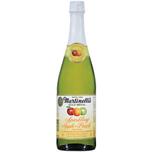 Martinelli's Gold Medal Sparkling Apple-Peach 100% Juice