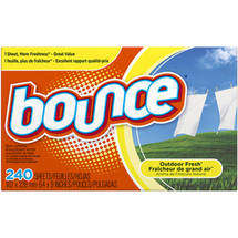 Bounce Dryer Sheet