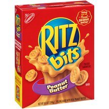 Ritz Bits Peanut Butter Cracker Sandwiches