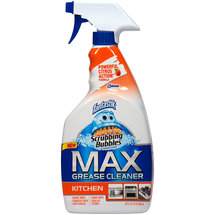 Scrubbing Bubbles Max Kitchen Grease Cleaner with Fantastik