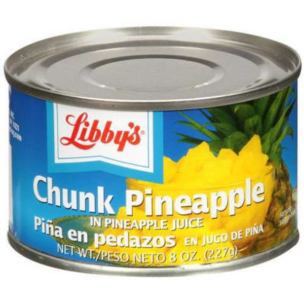Libby's Chunk Pineapple in Pineapple Juice
