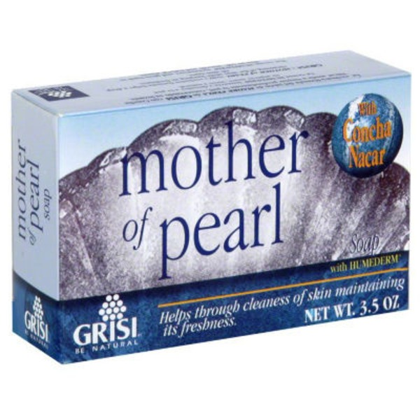 Grisi Mother of Pearl Lightening Natural Soap