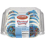 Lofthouse Blue Frosted Sugar Cookies