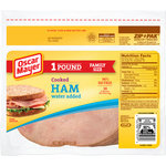 Oscar Mayer Sliced Cooked Ham
